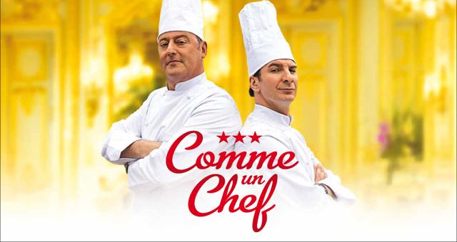 Culinaire komedie comme un chef vtm koken - Cuisine comme un chef ...