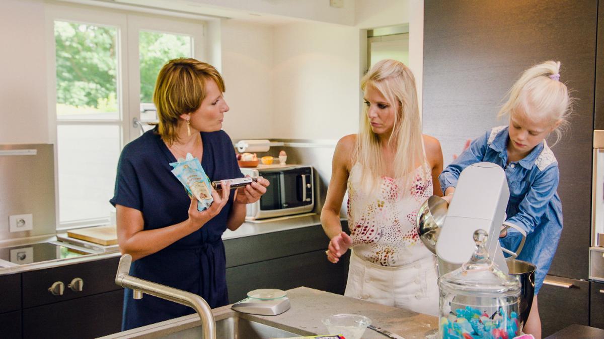 Sofie in de keuken van annelien coorevits de recepten for De keuken van sofie pizza
