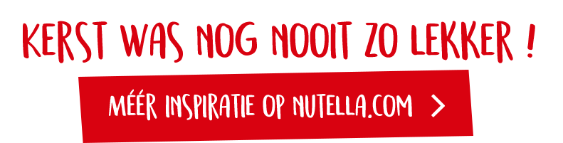 Nutella inspiratie button