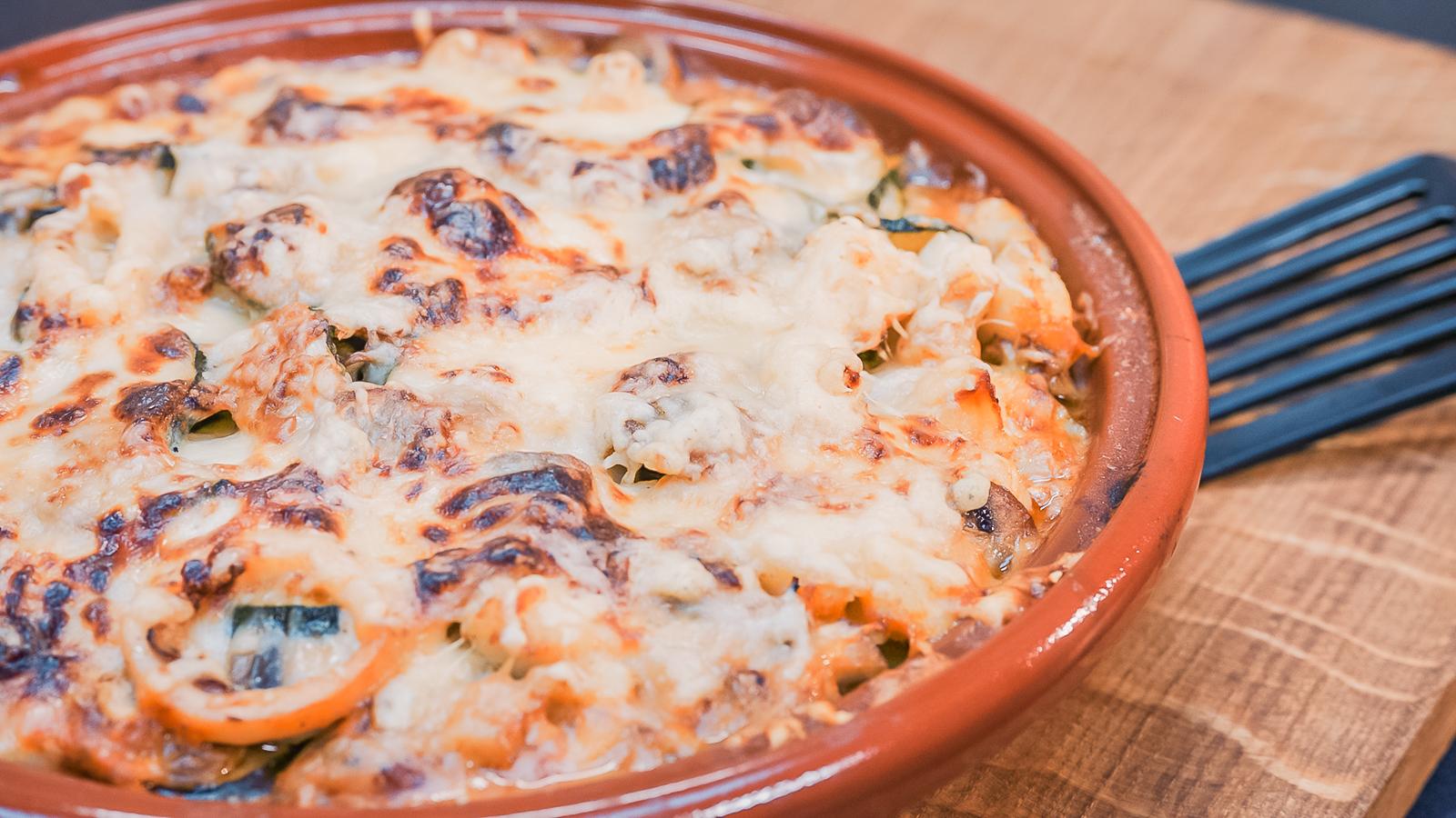Lasagne met zeevruchten vtm koken for De keuken van sofie pizza