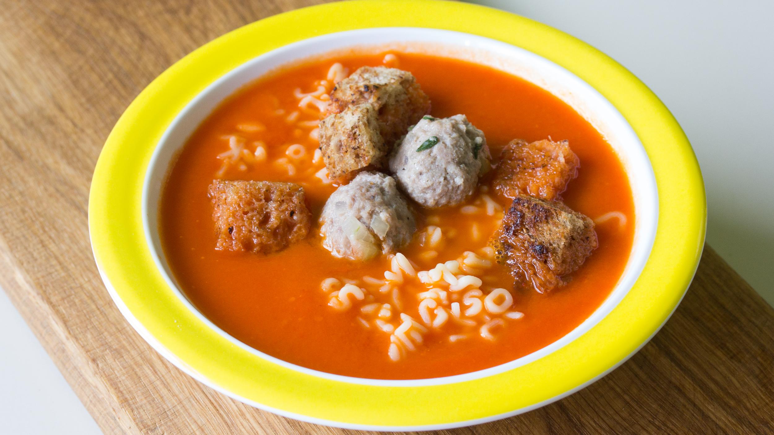 soep in blik gezond