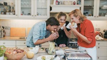 Sofie in de keuken van familie de recepten vtm koken for De keuken van sofie pizza