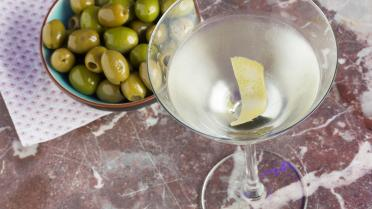 De favoriet van James Bond: Martini Extra Dry