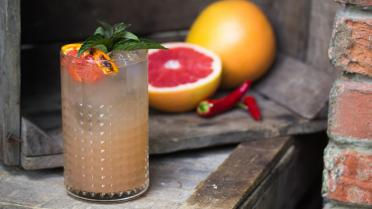 Grilled lemonade: limonade van pompelmoes en chili