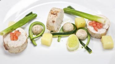 Lamsfilet met chutney van zuiderse groenten vtm koken for Groenten tuin