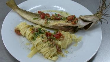 Sauce vierge 'new style'