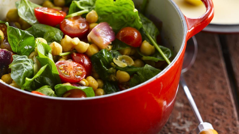 vegetarisch koken